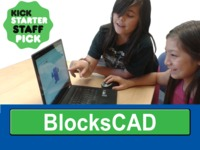 BlocksCAD: Easy 3D CAD for Kids & Adults, Open-Sourced