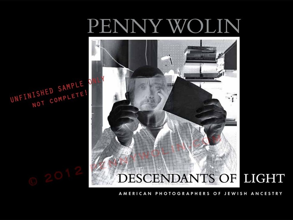 Penny Wolin: American Photographers of Jewish Ancestry's video poster