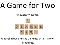 A Game for Two: A Horror Novel