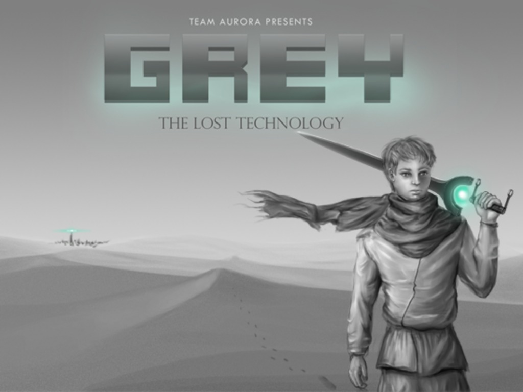Grey: The Lost Technology's video poster