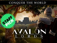 Avalon Lords - Redefining the MMORTS