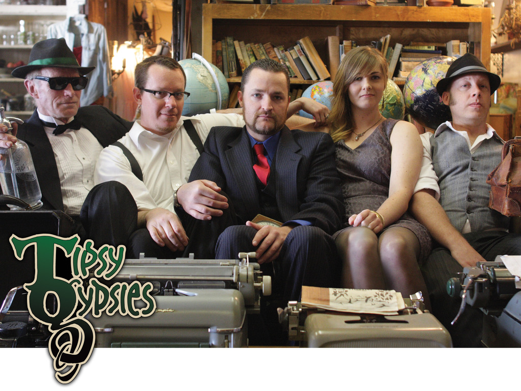 The Tipsy Gypsies' Latest Recording Adventure's video poster