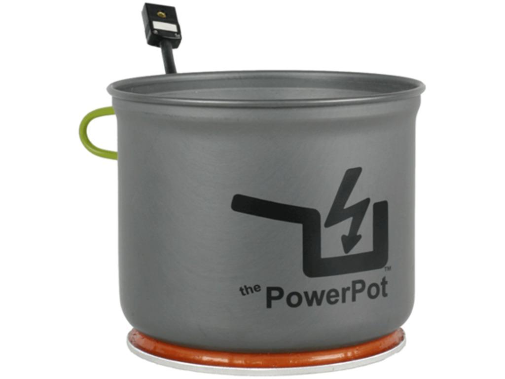 The PowerPot's video poster