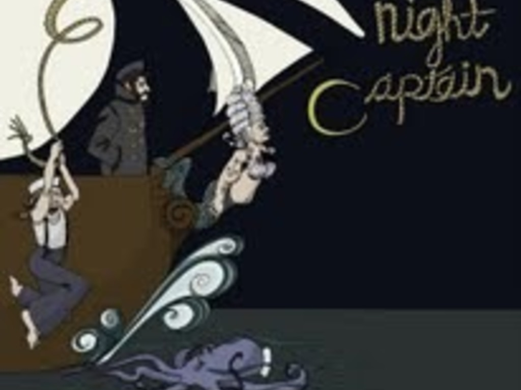 The Night Captain's video poster