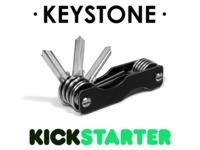 KEYSTONE - minimalist key holder