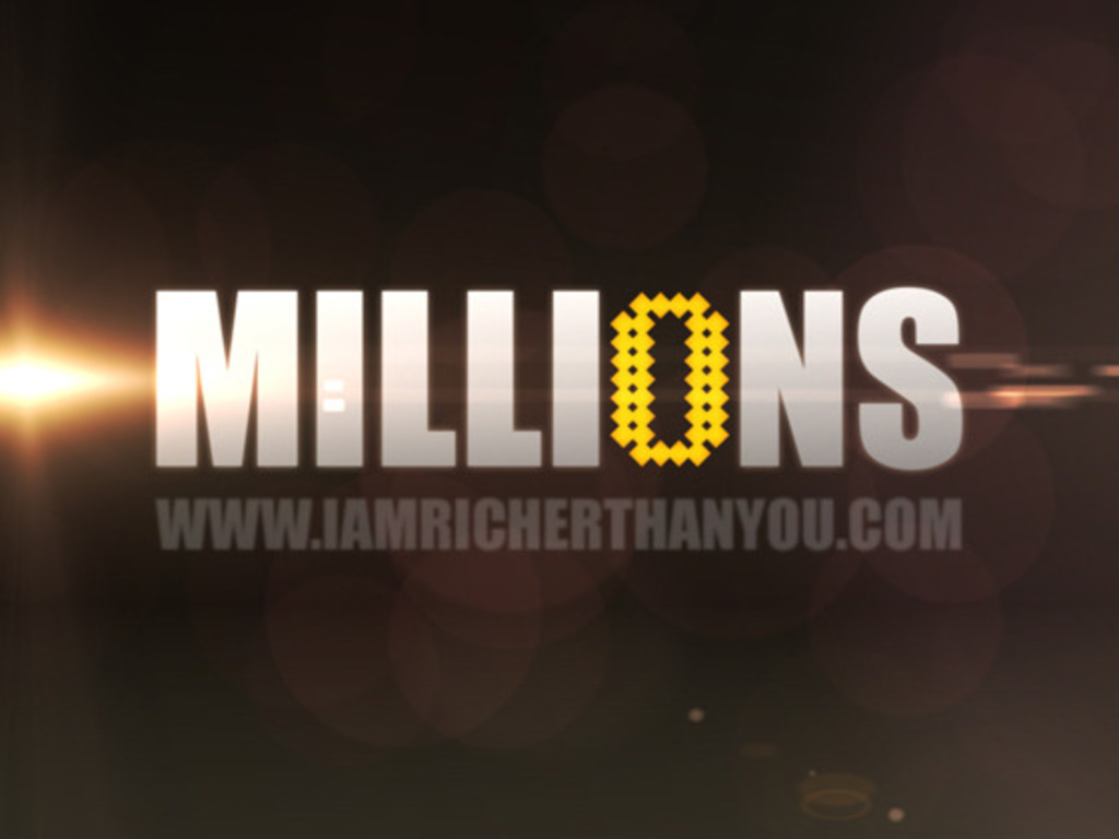 MILLIONS: A WEB SERIES about our dreams, and how money can fuel or destroy them's video poster