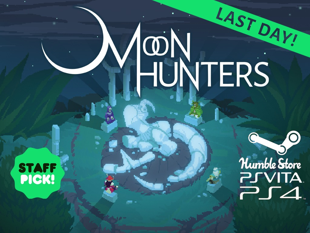Moon Hunters, a Myth-Weaving RPG's video poster