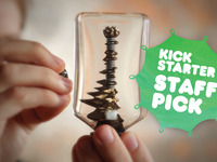 Ferrofluid: A Symbol of the Future