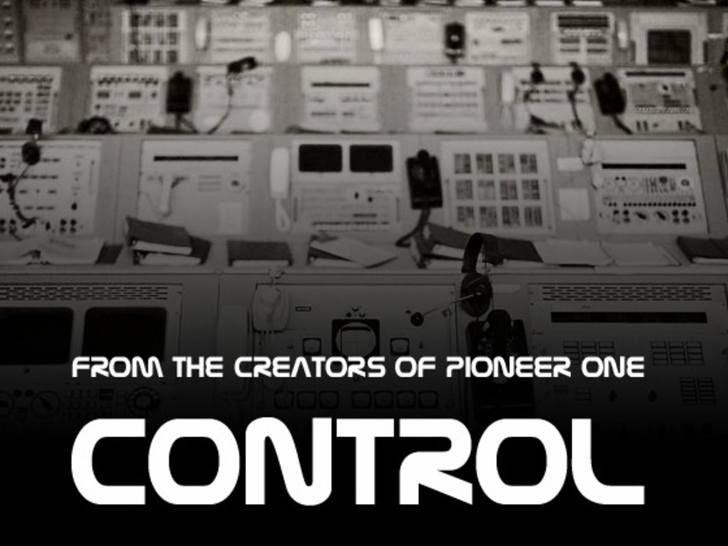 CONTROL: a new pilot from the creators of Pioneer One's video poster