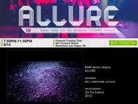 RAW Artists:Las Vegas Presents ALLURE