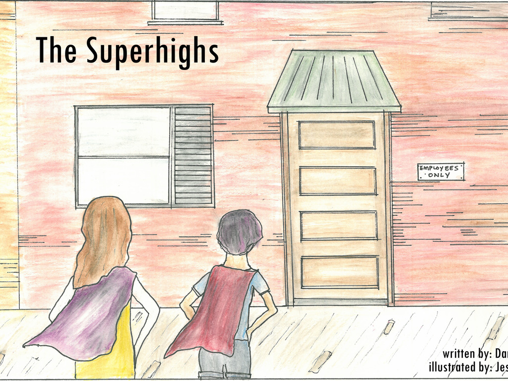 Superhighs's video poster