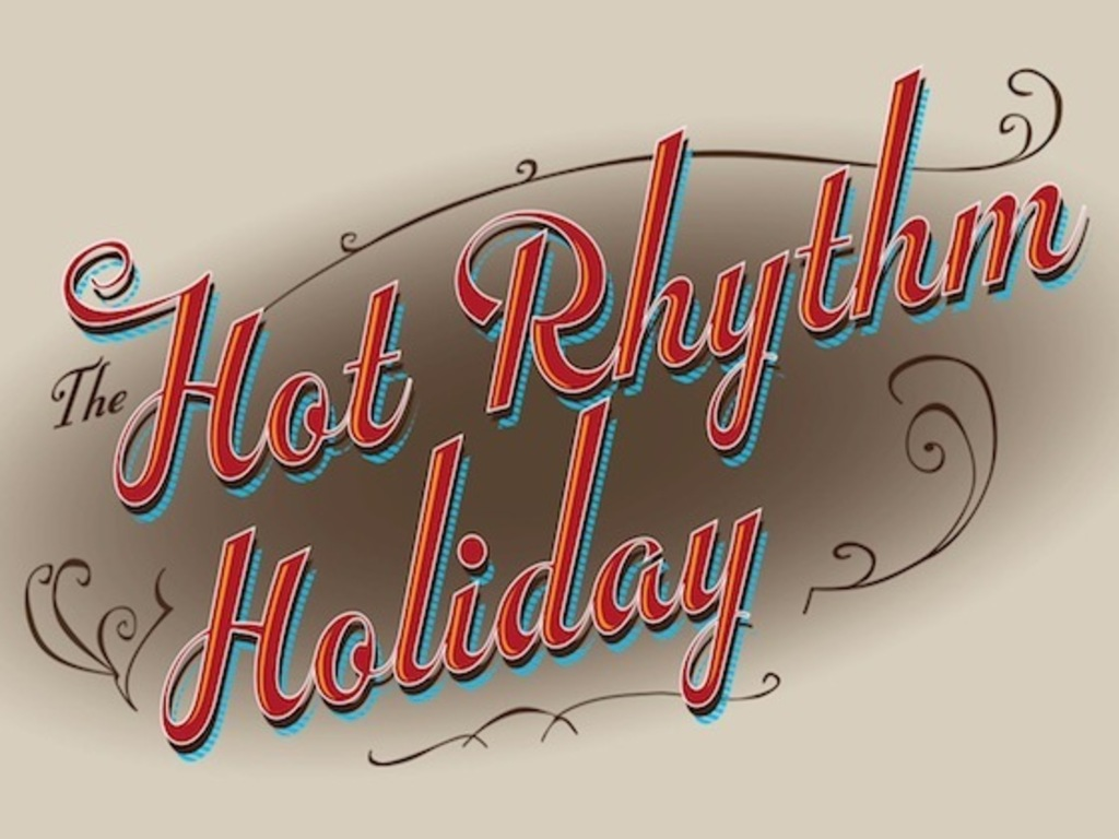 The Hot Rhythm Holiday's video poster