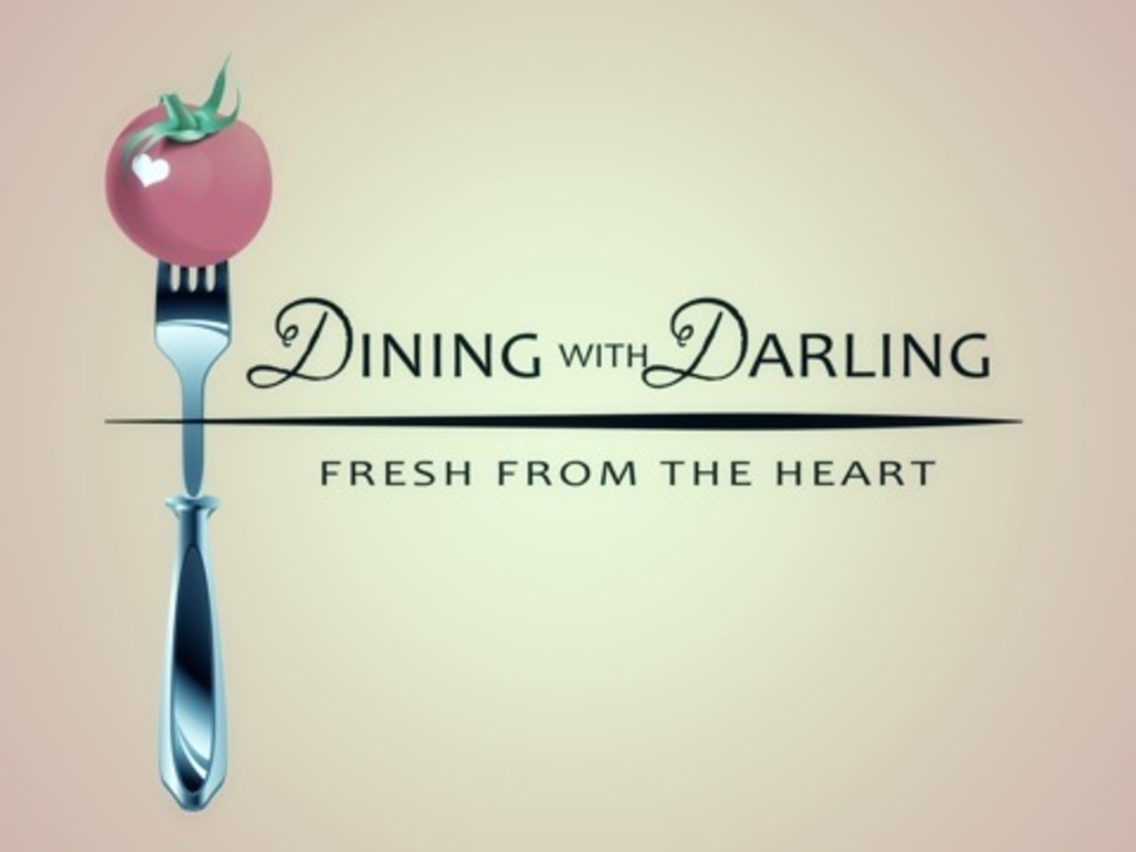 Dining with Darling - Think like a chef on Public Television's video poster