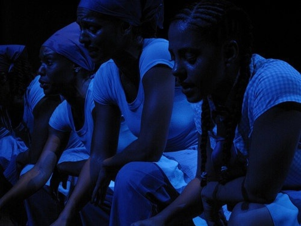 """""""Ampey!"""", growing a movement in dance, music and theater from the African Diaspora.'s video poster"""