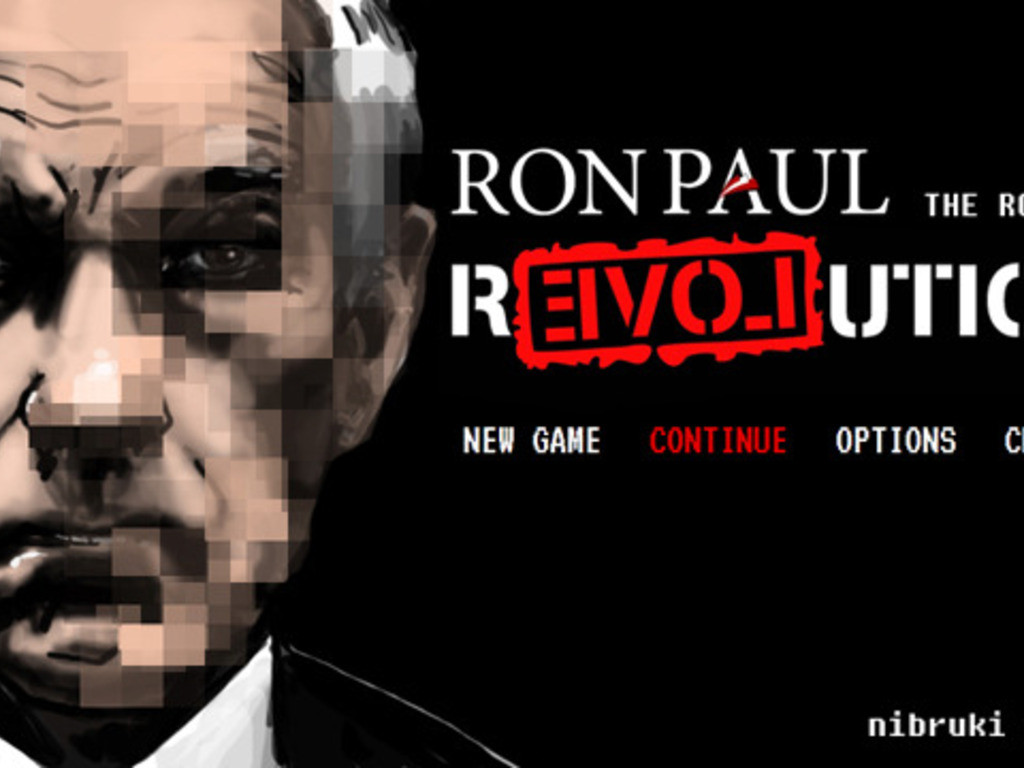 Ron Paul: Road to REVOLution's video poster