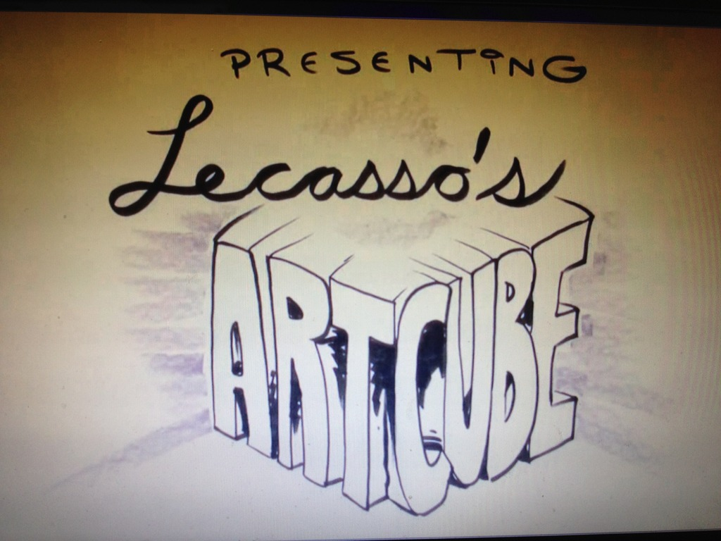 Art and Technology Collide! Lecasso's Art Cube's video poster