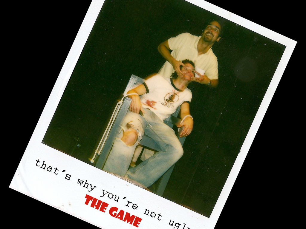 That's Why You're Not Ugly! - The Game's video poster