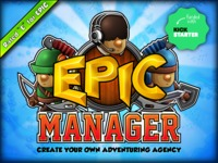 Epic Manager: Create your own Adventuring Agency!