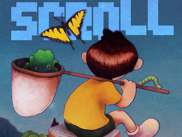 SCROLL Issue 10: Summer