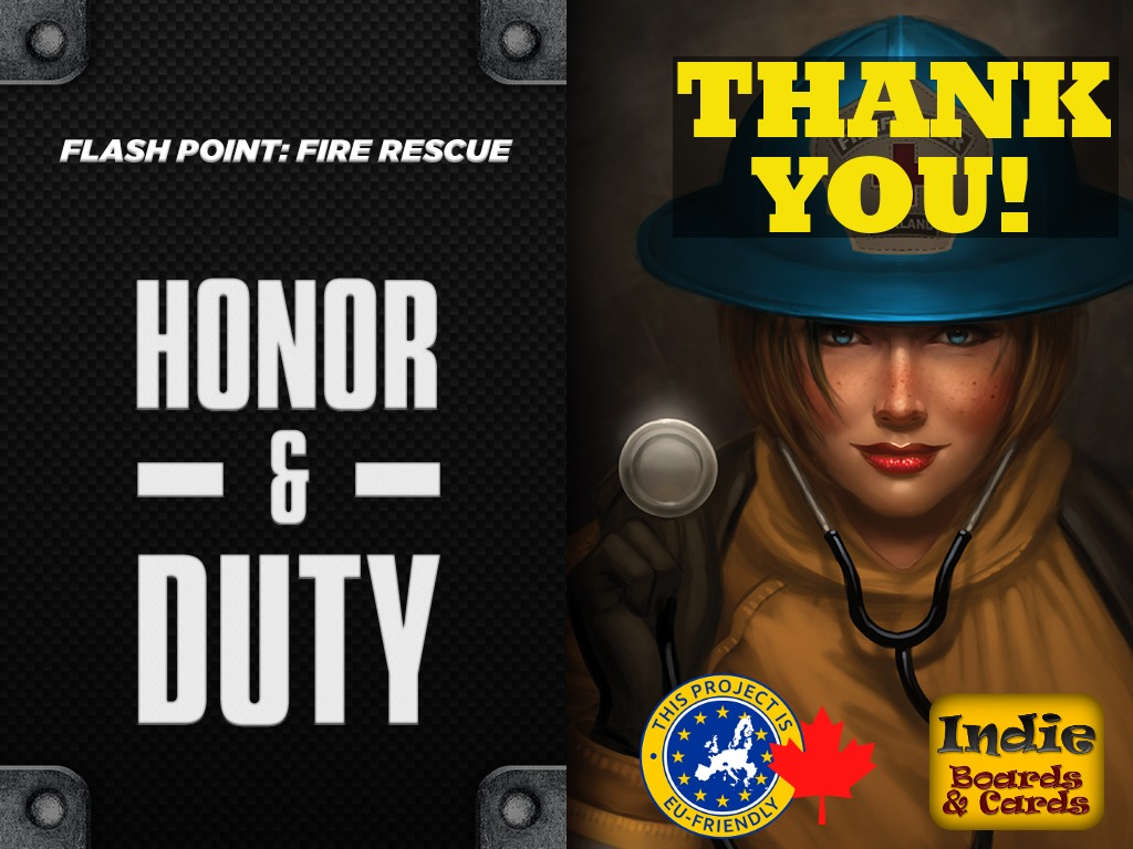 Flash Point - Honor & Duty Expansion's video poster