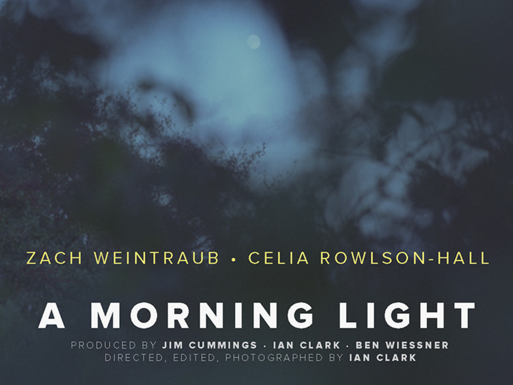A MORNING LIGHT's video poster