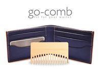 go-comb: fit for your wallet