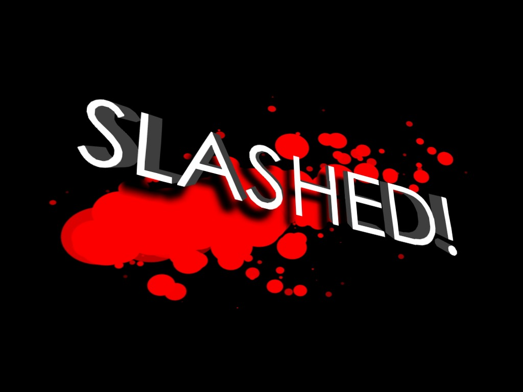 SLASHED! A Slasher Comedy Musical's video poster