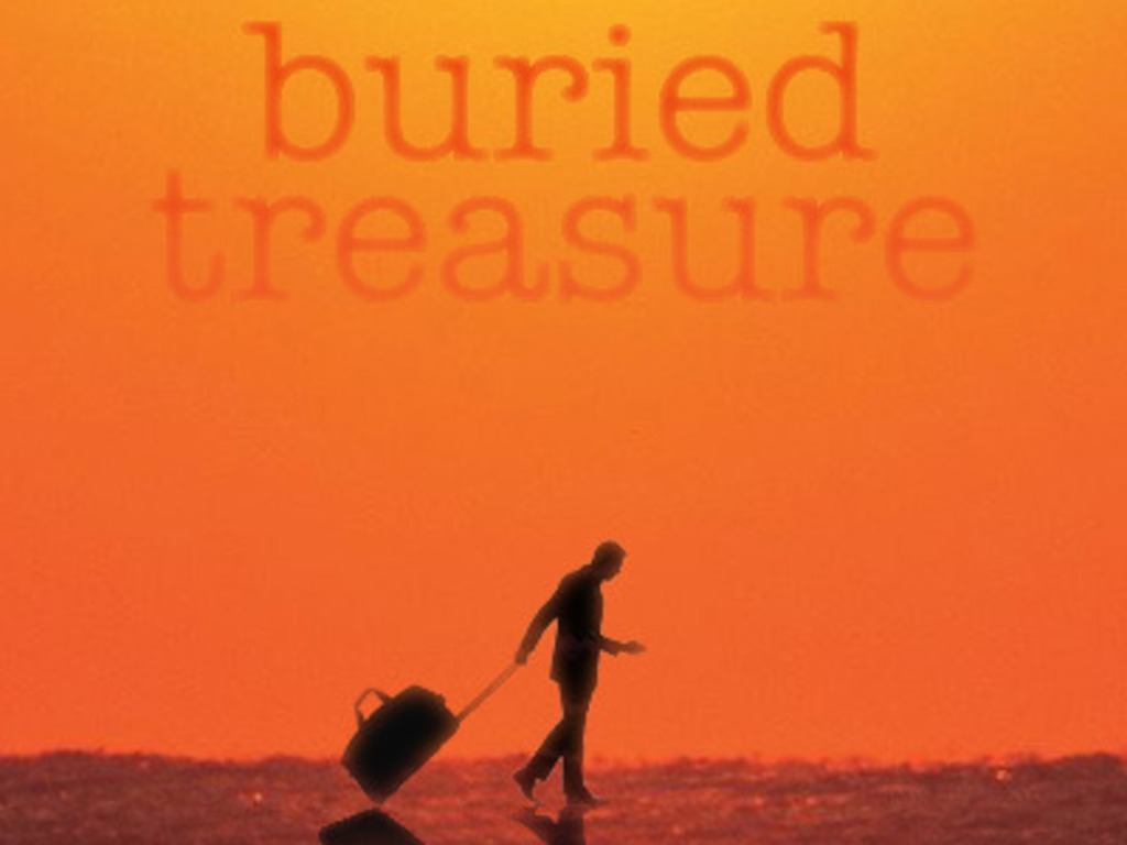 Buried Treasure - My First Film's video poster