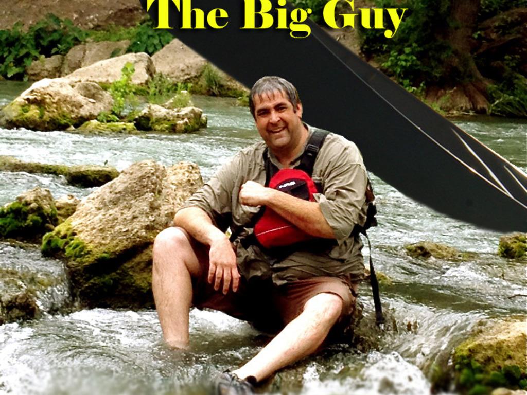 Seadrift vs. the Big Guy's video poster