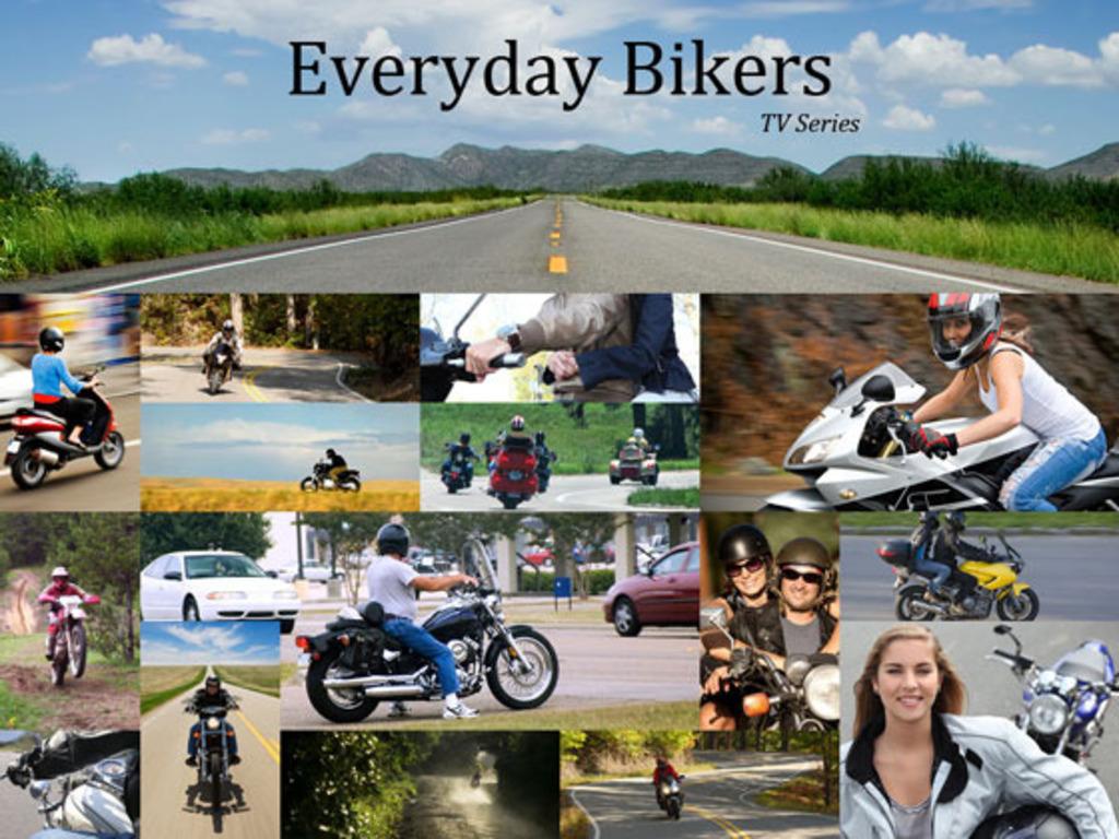 Everyday Bikers's video poster