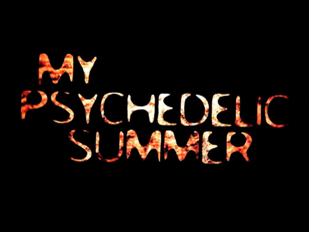 MY PSYCHEDELIC SUMMER's video poster