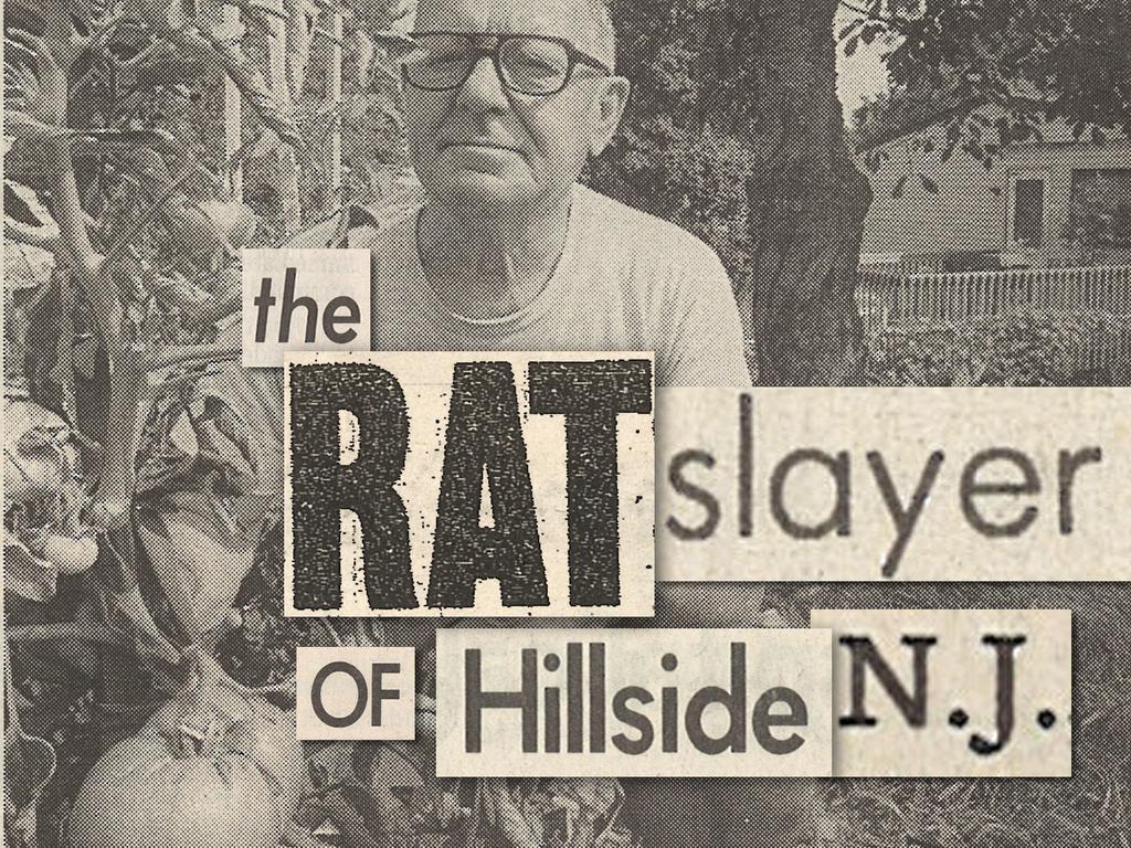Rat Slayer of Hillside NJ's video poster