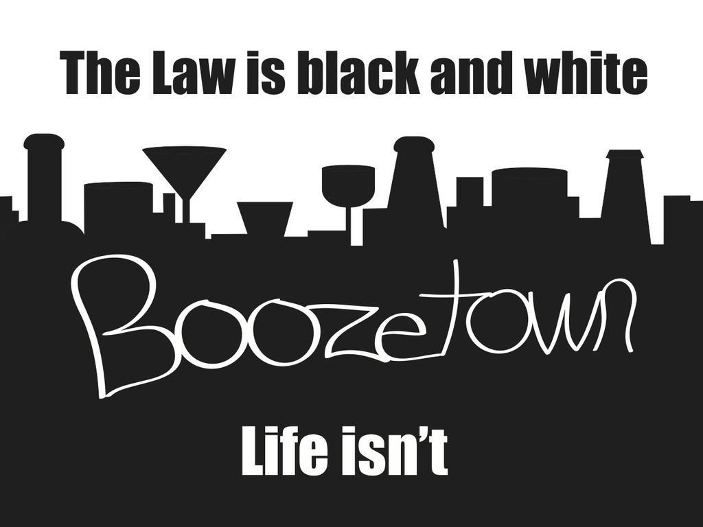 Boozetown's video poster