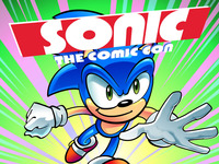 Sonic The Comic Con: A Celebration of STC Past & Present