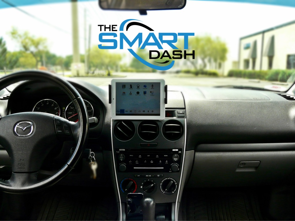 The Smart Dash, Hands Free Smart Phone Solution for Any Car's video poster