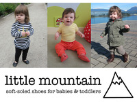 Little Mountain Handmade Shoes for Babies & Toddlers