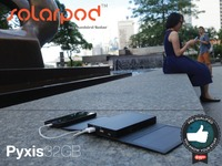 Solarpod Pyxis, The Best Portable USB Battery Pack & Charger
