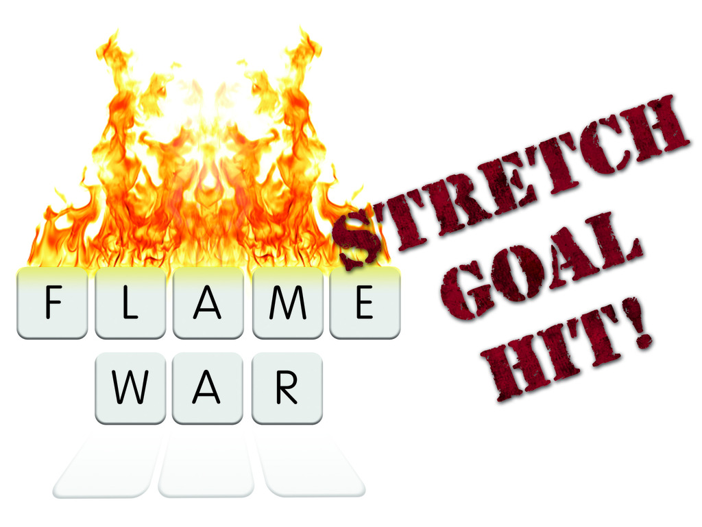 Flame War - The Card Game of Extreme Moderation's video poster