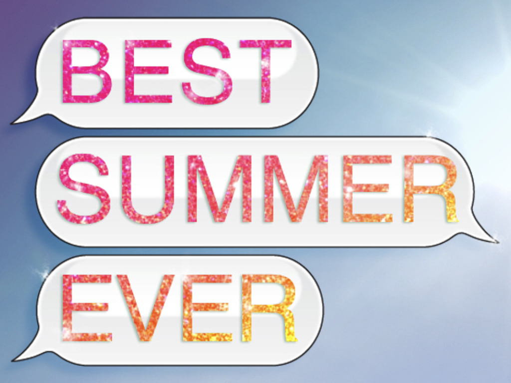 BEST SUMMER EVER    a new movie by Brian Sloan's video poster