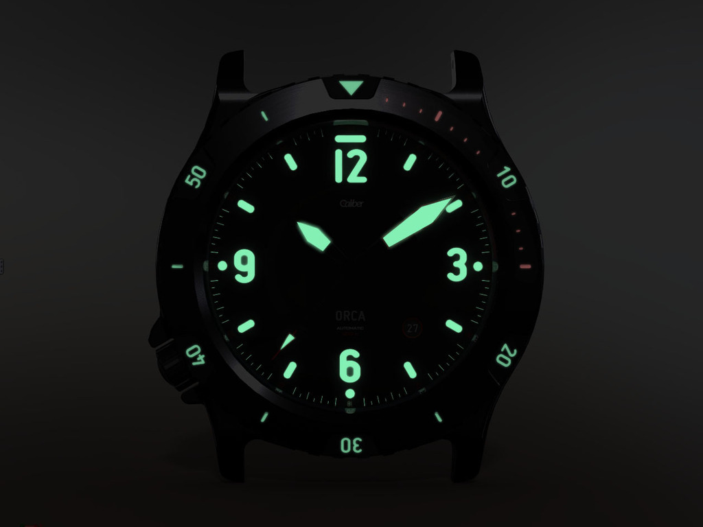 Caliber Watch Company-Project ORCA Dive Watch's video poster