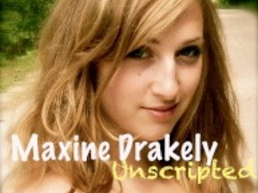"YOU release MAXINE DRAKELY'S EP ""Unscripted""! ♥'s video poster"