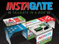 Instagate: Tailgate In A Box