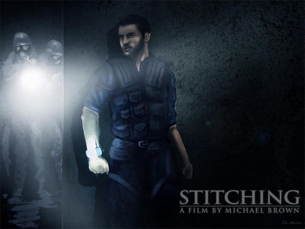 Stitching [Short Film]'s video poster