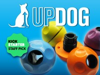 Scrooball - An innovative dog toy from UpDog. What's up, dog