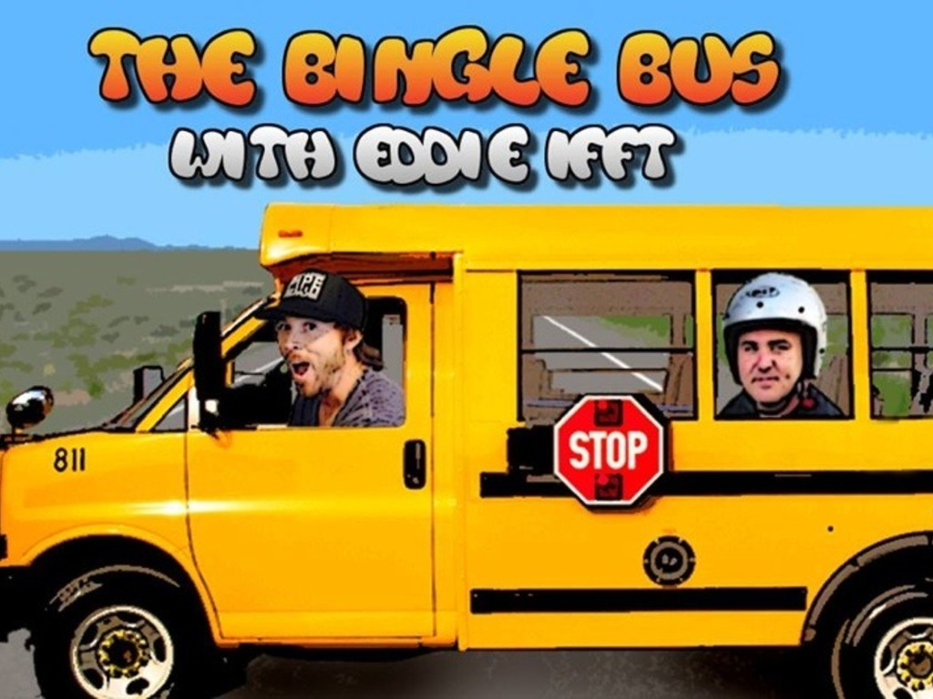 The Bingle Bus's video poster