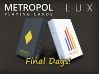 Metropol LUX Playing Cards