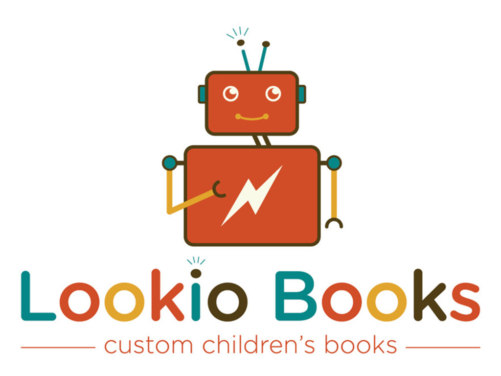 Two customizable children's books from Lookio Books's video poster