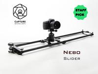 Nebo Motion Controlled Slider: The World's Lightest Slider