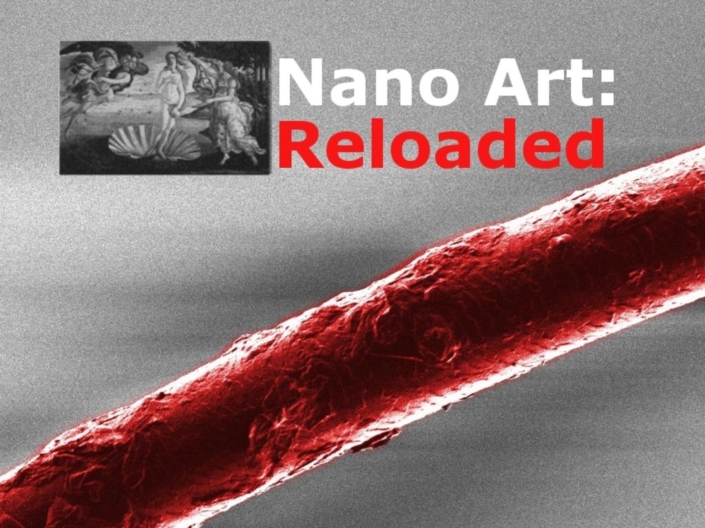 Nano Art: Reloaded's video poster