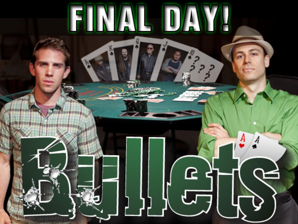 Bullets, The Series's video poster